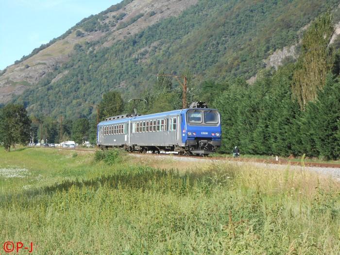 En décembre 2014, à cause de la vétusté des équipements, la ligne Montréjeau-Luchon 111256976