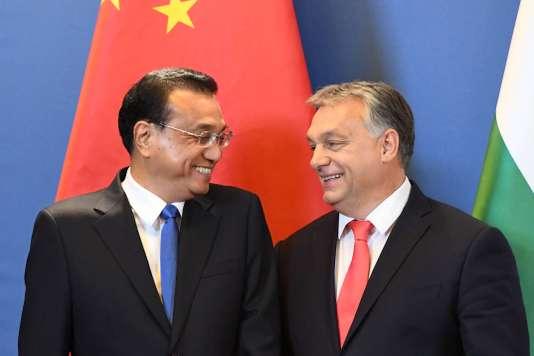 HUNGARY-CHINA-POLITICS-DIPLOMACY