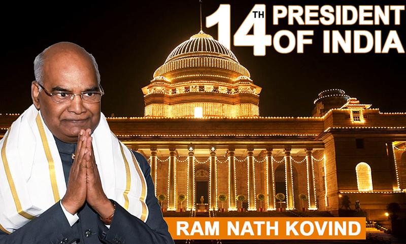 INDE le Président Ram Nath Kovind President-Lead-1