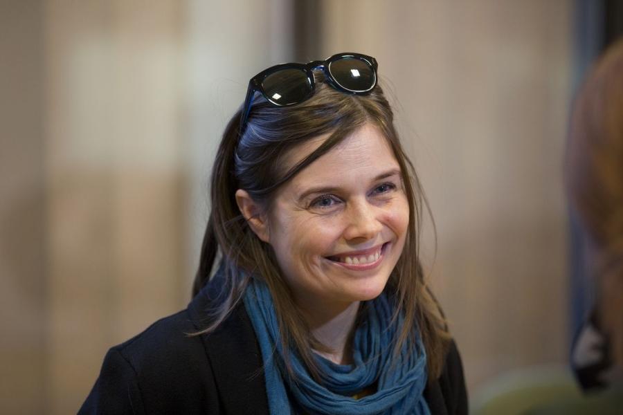 Katrin Jakobsdottir 1ER MINISTRE D'ISLANDE 01.12.17 katrin_jakobsdottir