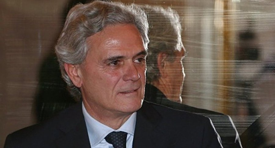 l'Ambassadeur d'Italie en Russie Cesare Maria Ragaglini 1022871249
