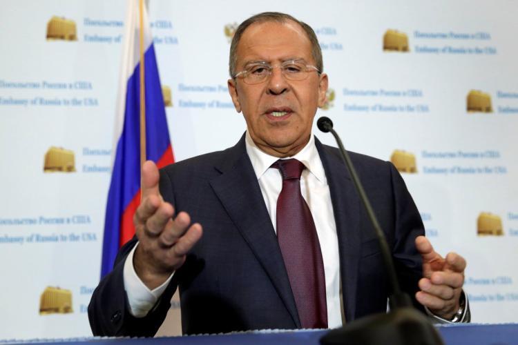 Lavrov usa-russia
