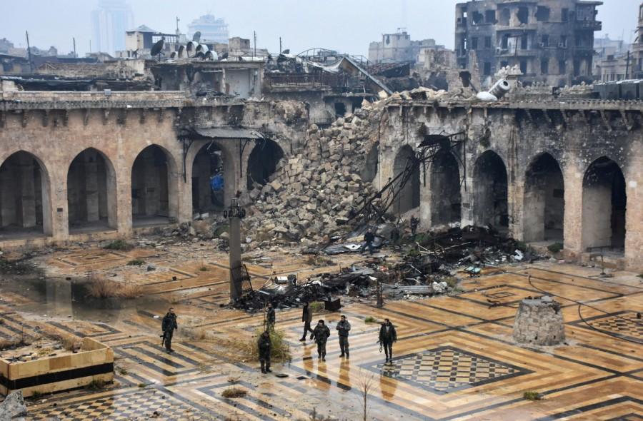 Unesco à la reconstruction des monuments du patrimoine mondial en Syrie 1 CH7X4bVKwxR_JSyEqnW6tg