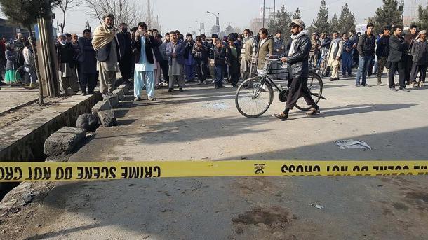 Afghanistan - Le bilan de l'attentat suicide perpétré à Kaboul, s'alourdit 5a449fd24509c