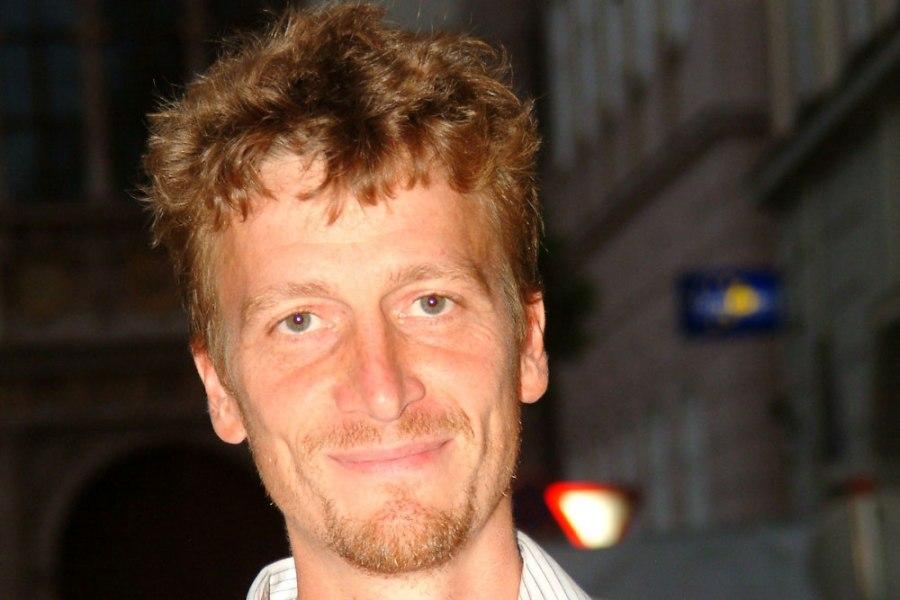 AUTRICHE Klaus Faissner, rédacteur en chef du mensuel «alles roger»00000005278