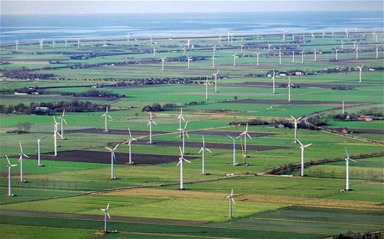 ENERGIE ALLEMAGNE German onshore wind press photo