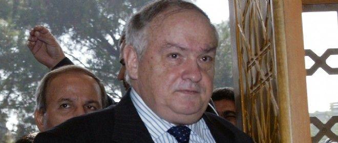 Jean-Claude Cousseran (ici en 2007), ancien directeur de la DGSE,cousseran-3175036-jpg_2830036_660x281