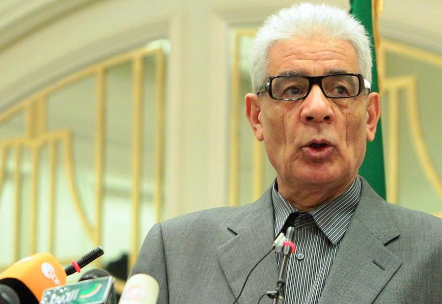 Moussa Koussa -, le patron des services spéciaux libyens.ministre-libyen-Affaires-etrangeres-Mousssa-Moussa-19-2011-Tripoli_5_1400_963
