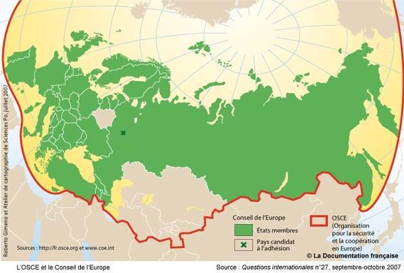 OSCE PAYS MEMBRES - L-OSCE-et-le-Conseil-de-l-Europe_large_carte