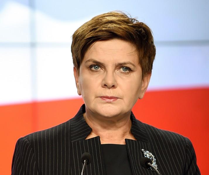 POLAND-VOTE-PIS-SZYDLO