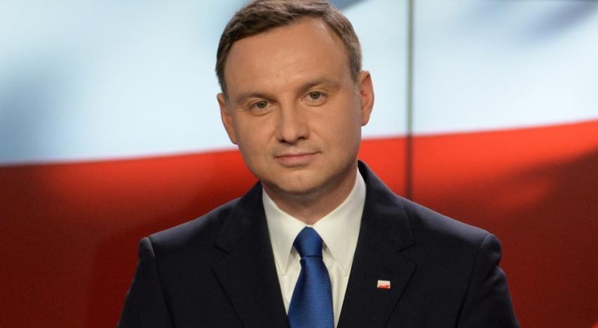 POLOGNE le président Andrzej Duda. 135670_213580416755c4755399b70_big