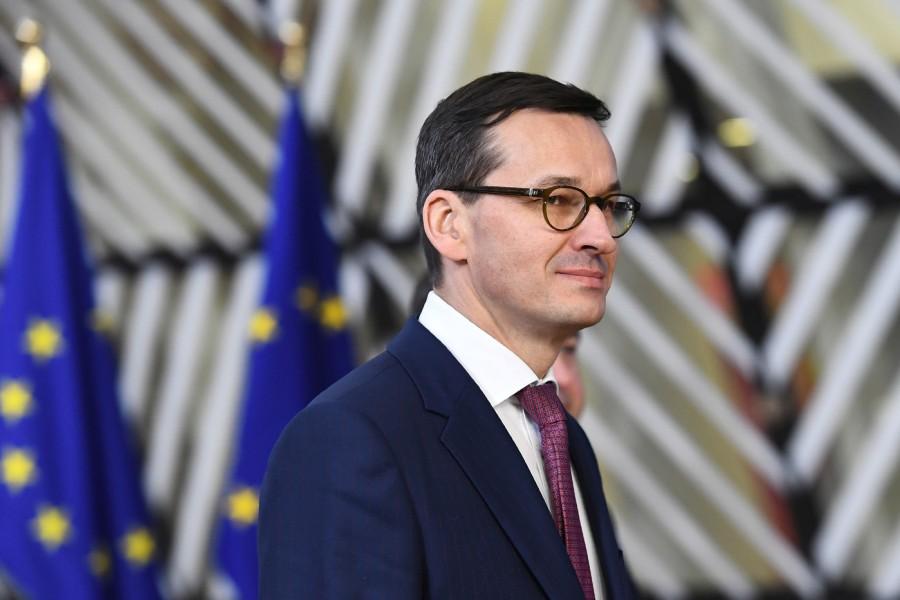 pologne Mateusz-Morawiecki-premier-ministre-polonais-participe-sommet-lUnion-Europeenne-Bruxelles-14-decembre-2017_0_1399_933