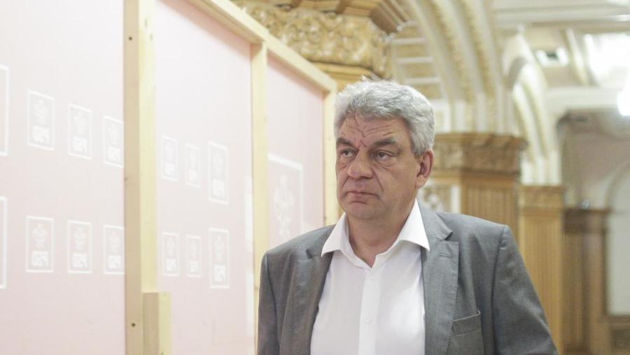 ROUMANIE Mihai Tudose. Mihai Tudose, né le 6 mars 1967 à Brăila membre du Parti social-démocrate (PSD) Premier ministre depuis le 29 juin 2017 .000_pz0va_0