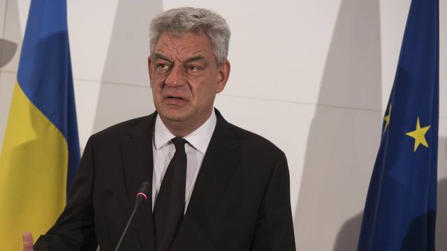 ROUMANIE Mihai Tudose. Mihai Tudose, né le 6 mars 1967 à Brăila membre du Parti social-démocrate (PSD) Premier ministre depuis le 29 juin 2017roumanie-tudose-n-exclut-pas-un-remanie