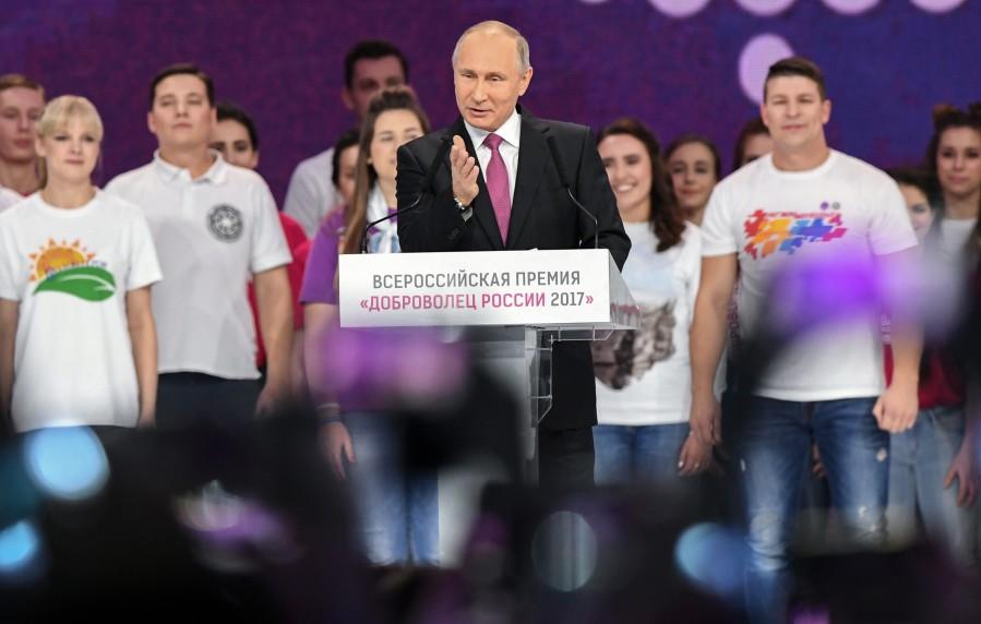 RUSSIA-POLITICS-SOCIAL