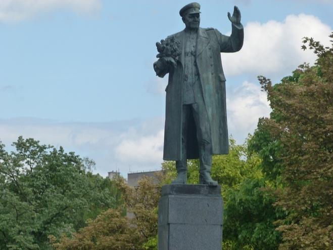 RUSSIE TCHEQUIE concernant le monument du maréchal Ivan Koniev à Praguea64979a2_resizedScaled_659to494