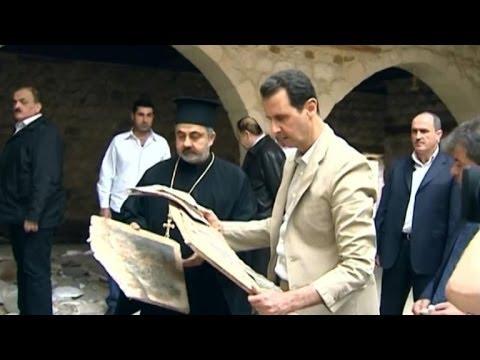 syrie assad les chretiens hqdefault