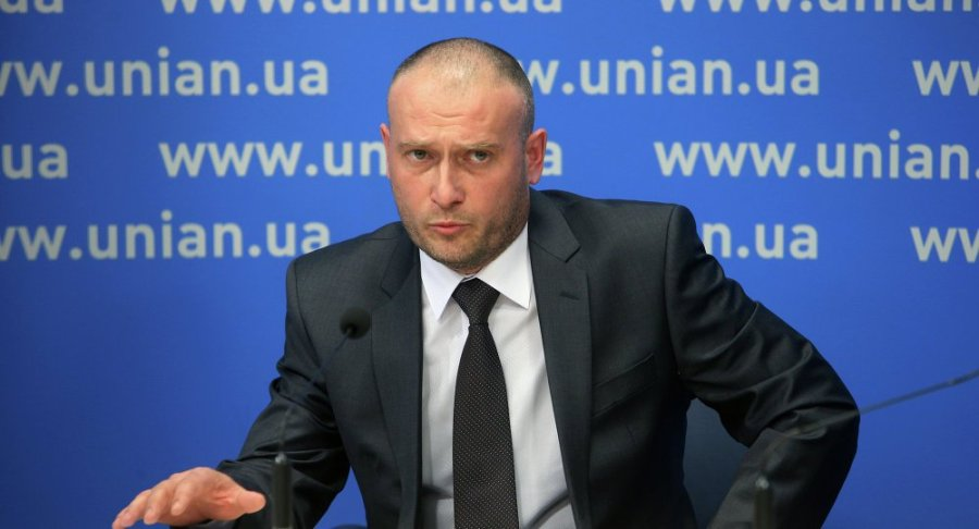 Ukraine - Dmitri Iaroch nommé conseiller du chef des armées 1015531251