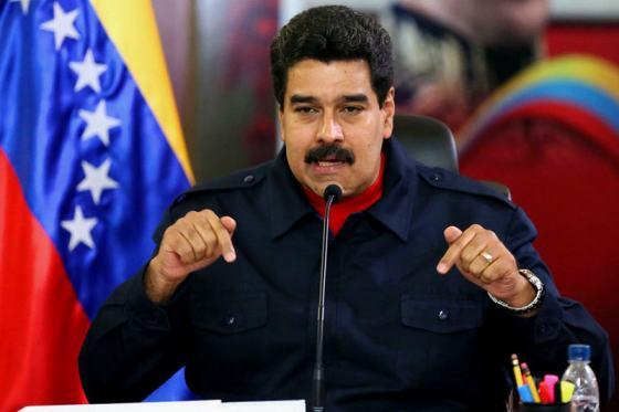 VENEZUELA Maduro NICOLAS -2