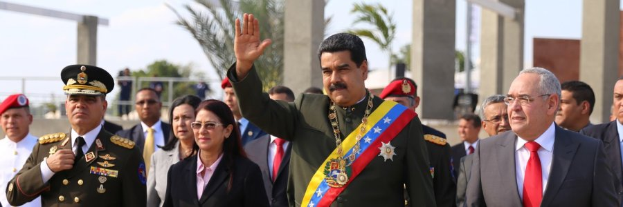 VENEZUELA Maduro NICOLAS view