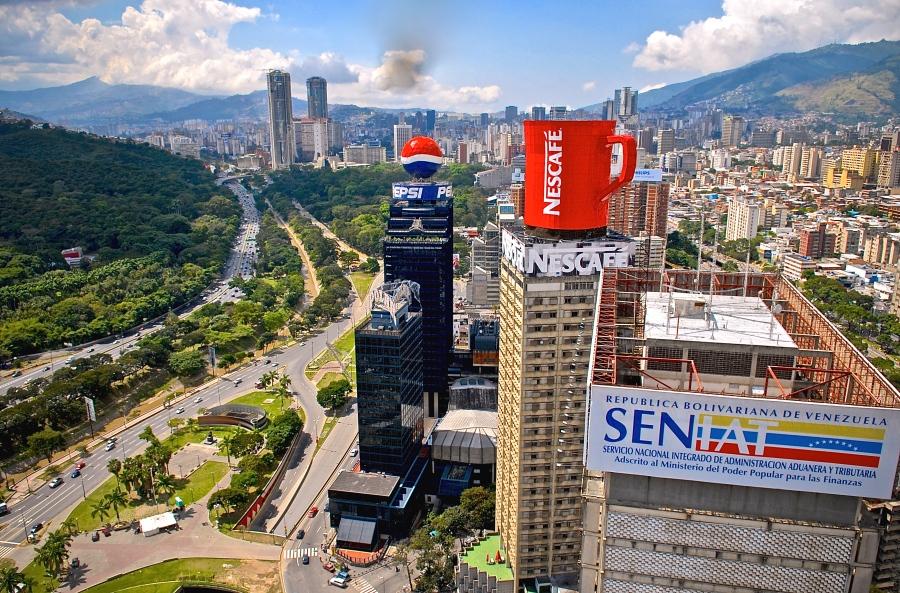 VENEZUELA Vista_PlazaVenezuela2