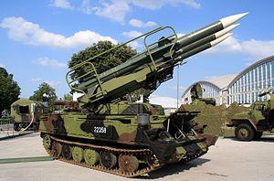 ARME RUSSE 2K12 Kub 2P25_VS_2