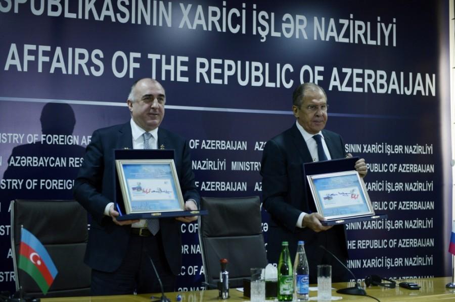 AZERBAIDJAN 25 ans de l'établissement des relations diplomatiques entre la Russie et l'Azerbaïdjan.1511171641355051267_1000x669