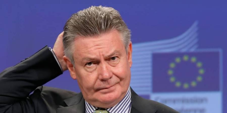 BELGIQUE le Ministre belge des Affaires étrangères Karel De Gucht 5a001459cd707514e89b23b6