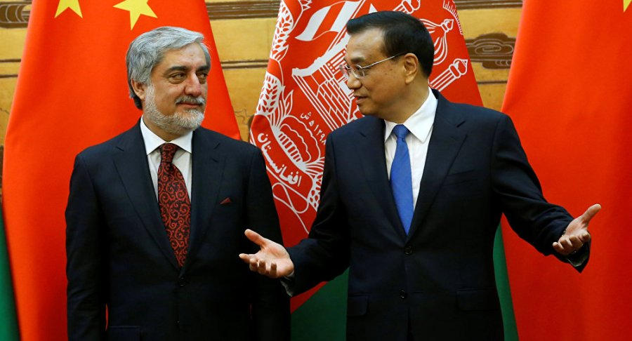 CHINE AFGHANISTAN 1039767859