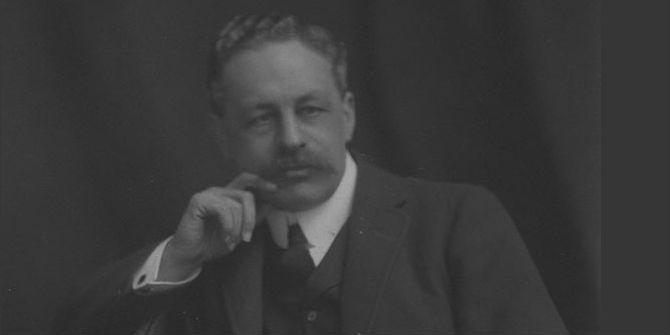 Harold Mackinder Mackinder