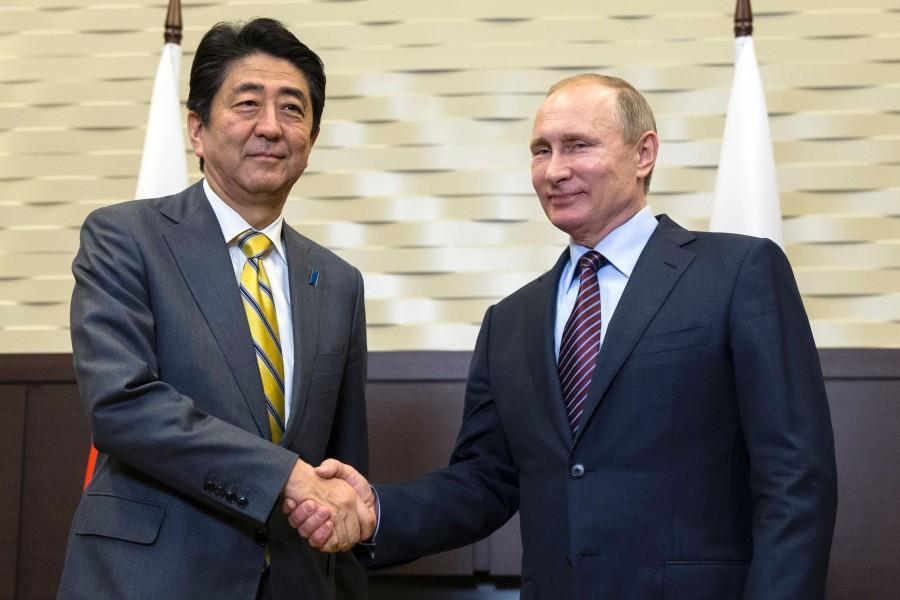 RUSSIA-JAPAN-POLITICS-DIPLOMACY