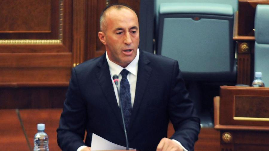 KOSOVO ramush_haradinaj_premier_ministre_kosovo_parlement_discours_0