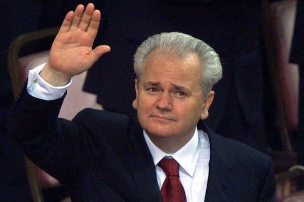 KOSOVO Slobodan Milosevic milosevic_slobodan