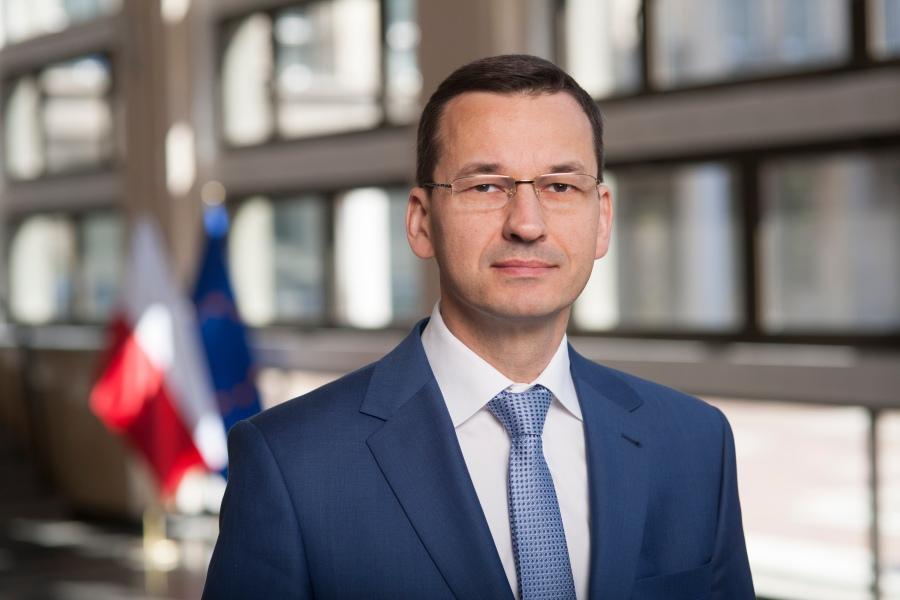 Mateusz Morawiecki 1ER MINISTRE POLONAIS article