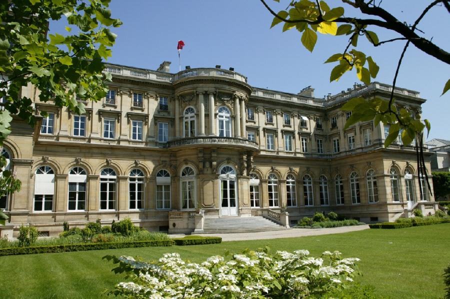 Ministère Affaires Etrangères Quai d'Orsay - 3548008865_4eca8ee5ac_b