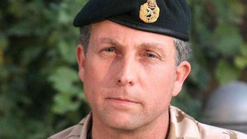 OTAN chef de l_état-major général britannique, général Sir Nicholas Cartergennickcarter4