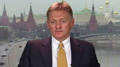 RUSSIE Dmitri Peskov p0360x84