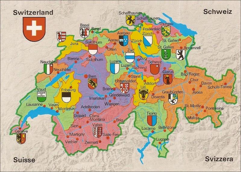SUISSE Carte_Heraldique_Cantons_Suisse