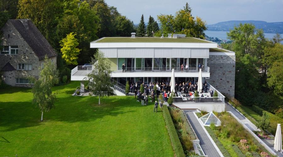 suisse - Rüschlikon_GDI_Aussenansicht-9_Eventlocation_au Gottlier Duttweiler Institute de Zurich_Seminarraum_hotelbooker