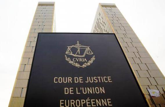 UE JUSTICE des gens de justice CJUE