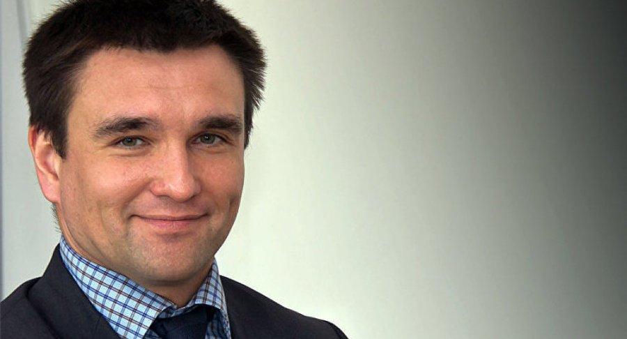 UKRAINE Pavel Klimkine, nouveau ministre des Affaires étrangères 1022863941