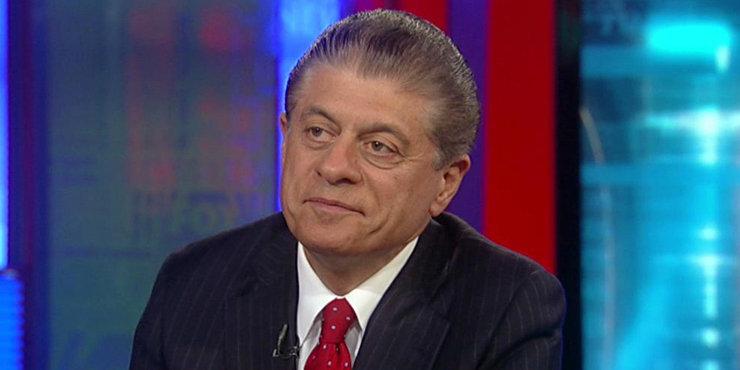 USA L'ancien juge Andrew Napolitano judgey