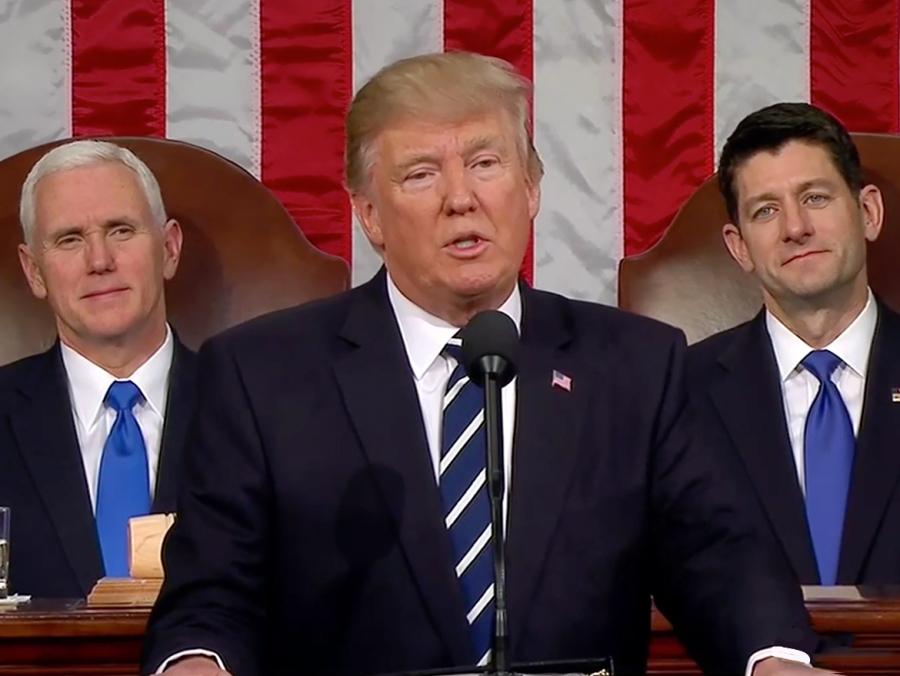 USA Trump-Dreuz