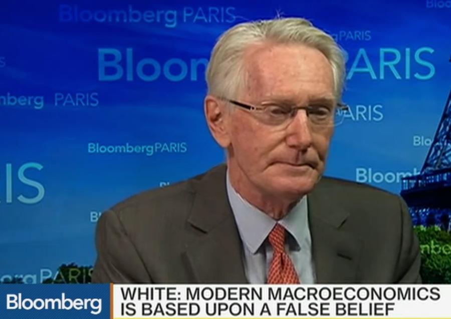 William White. La macroéconomie moderne est fondée sur une croyance erronée. desarroi5