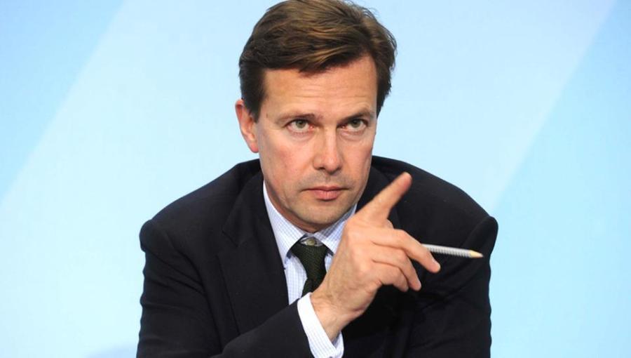 ALLEMAGNE le porte-parole du gouvernement allemand Steffen Seibert 44212e2c4e804d440b3d9c02a750512c