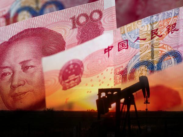 CHINE gold-petro-yuan