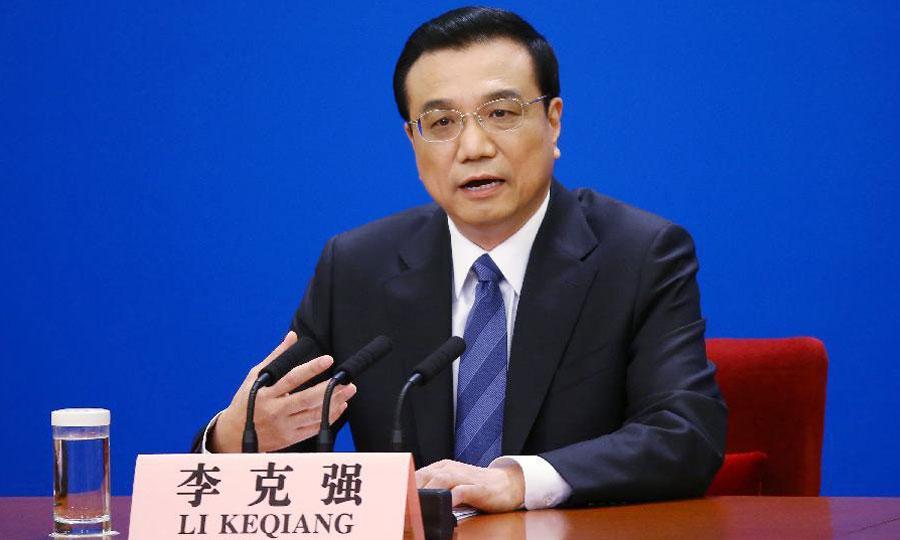CHINE le premier ministre Li Keqiang 100683_2629_1394682842150