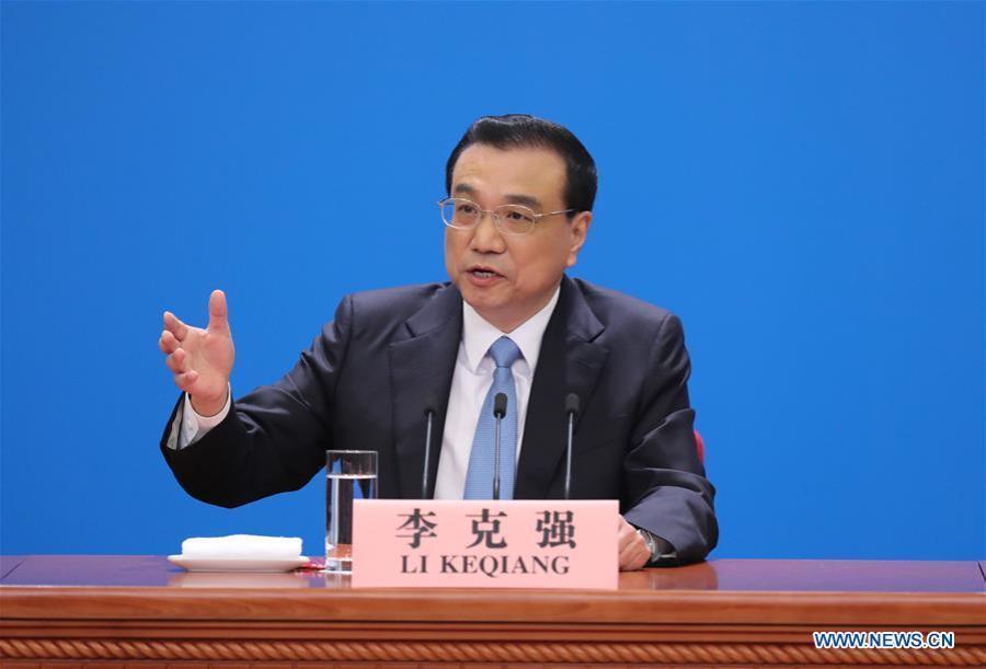 CHINE PREMIER MINISTRE Li Keqiang 137052075_15215255130461n