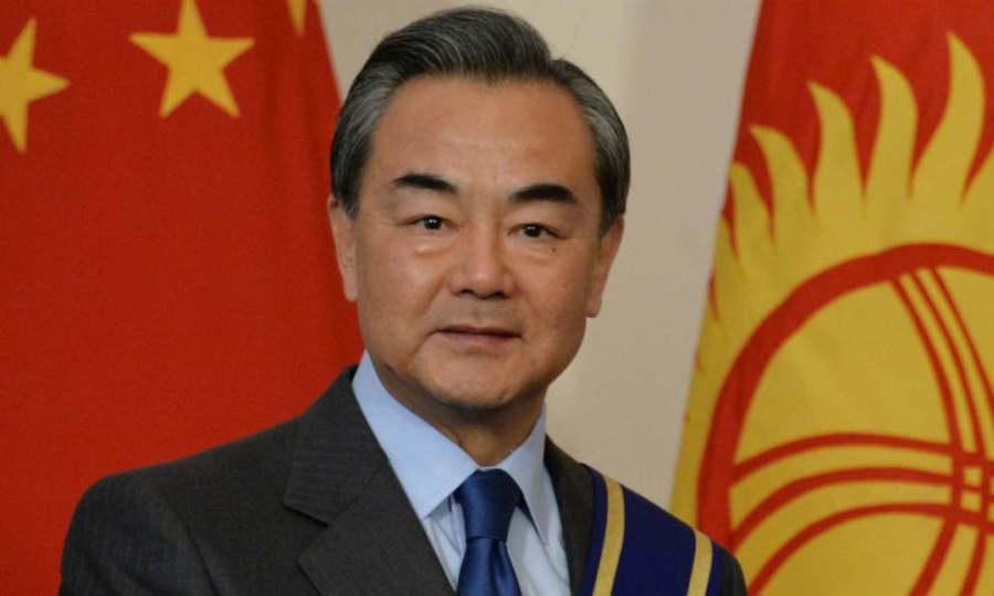 CHINE Wang Yi, ministre des Affaires étrangères c1f351b797270d546681c71896347