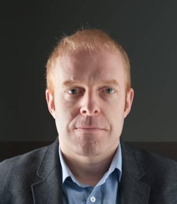 Christopher Green, du groupe de réflexion International Crisis Group (ICG Chris Green-2-for-website